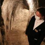 Gaziantep Kalesi'nin tünelleri, zamanda yolculuğa çıkarıyor
