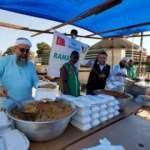 Gine'de Ramazan'ın Bereket ve Heyecanı Yaşanıyor