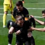 Griezmann, Barcelona'yı galibiyete taşıdı!