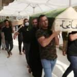 Irak'ta hastane yangını sonrası 3 günlük yas ilan edildi