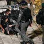 İsrail polisi Doğu Kudüs'te 50'den fazla Filistinliyi gözaltına aldı