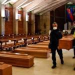 İtalya'da cenazeler aylardır defin bekliyor