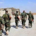 Kamışlı'da PKK ve rejim askerleri birbirine girdi