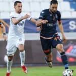 Kasımpaşa - Başakşehir! Tek gol var! CANLI