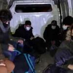 Kırklareli'nde 48 düzensiz göçmen yakalandı