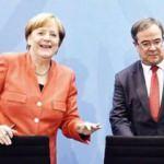 Merkel'in partisinde Başbakan adayı belli oldu