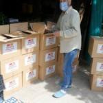 Sadakataşı Derneği İspanya'nın Granada kentinde ramazan yardımı yaptı
