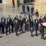 Meclis ve Anıtkabir'de 23 Nisan törenleri