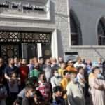 Ürdün'de, Filistinlilere destek gösterisi düzenlendi