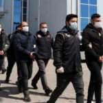 Yunanistan'a kaçmak isterken yakalanan 4 FETÖ şüphelisi tutuklandı