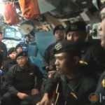 Hayatını kaybeden 53 denizcinin 'son veda şarkısı' görüntüleri ortaya çıktı