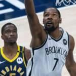Durant 42 sayı attı Brooklyn kazandı