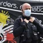 Alman istihbaratı koronavirüs kısıtlaması karşıtlarını takipte