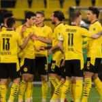 B.Dortmund, Almanya Kupası'nda finale yükseldi