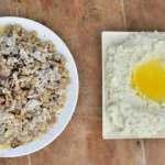 Bingöl'ün asırlık lezzetleri 'keledoş' ve 'mastuva' iftar sofralarını süslüyor