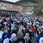 Bulgaristan Müslümanları 'Kardeşlik Sofrası'nda buluştu