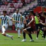 Bursaspor, Eskişehir'i gole boğdu!