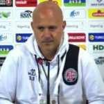 David Sassarini: Beraberlik maçın doğal bir sonucu