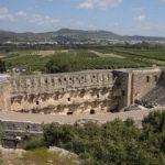 Deniz, kum, güneş ve tarih iç içe: Antalya'nın antik kentleri