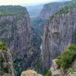 Antalya'nın büyüleyici kanyonları turist bekliyor