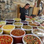 El Halil'in çarşı ve pazarları ramazanla renklendi