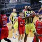 Fenerbahçe, THY Avrupa Ligi'ne veda etti!