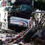 Haiti'de otobüs ile minibüs çarpıştı: 21 ölü, 30 yaralı