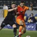 Halil Dervişoğlu Galatasaray'daki ilk golünü attı