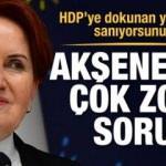 """HDP'ye dokunan yanar mı sanıyorsunuz da """"soykırım"""" sözüne bir cümle söyleyemiyorsunuz?"""