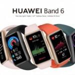 Huawei Band 6 ülkemizde satışa sunuldu