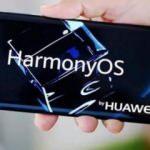 Huawei'nin işletim sistemi HarmonyOS 2.0 çalışırken görüldü