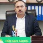 HÜDA PAR İstanbul İl Başkanı Elibüyük görevinden ayrıldı