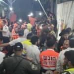 İsrail'de 45 kişinin öldüğü izdihamın suçlusu aranıyor