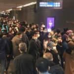 İstanbul'da manzara değişmedi! Toplu taşımada endişe verici yoğunluk