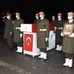 Şehit Mustafa Çalım törenle memleketine uğurlandı
