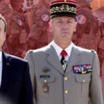 Macron'a muhtıra! Genelkurmay Başkanından flaş açıklama