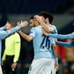 İngiltere'de şampiyon Manchester City!