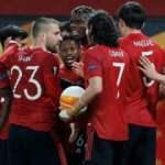 Manchester United, Roma'yı perişan etti!