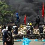 Myanmar'daki protestolarda ölenlerin sayısı 759'a yükseldi