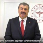 Sağlık Bakanı Koca: Yerli aşı yaygın kullanım öncesi son aşamada