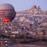 Şaşırtan yasak: Uçakla gelmek serbest, balon ile uçmak yasak