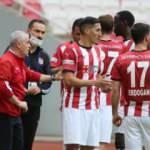 Sivasspor son nefeste kazandı!