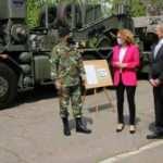 Tamamen yerli ve milli tank taşıyıcı, kardeş ülkenin ordusuna hibe edildi!