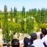 Kırgızistan ile Tacikistan askerleri arasında çatışma, halk da taş attı