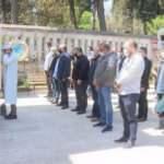 Turgut Özal'ın damadı Asım Ekren, son yolculuğuna uğurlandı