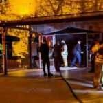 Ümraniye'de camide korkutan yangın paniği