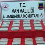Van'da uyuşturucu operasyonu: 1 gözaltı