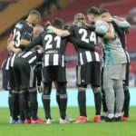 Beşiktaş'ın maç kadrosu belli oldu! 6 eksik...