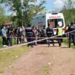 50 yaşındaki adam mesaj attığı genç kızın ailesini, mahkemelik olunca tarlada öldürdü!
