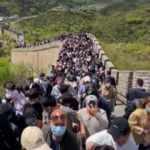 5 günlük tatilde Çin Seddi ziyaretçi akınına uğradı